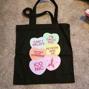 Jeffree Star Exclusive Valentine's Tote Bag